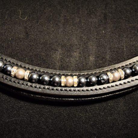 Dark Grey Pearls